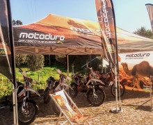 tente off road travel Motoduro