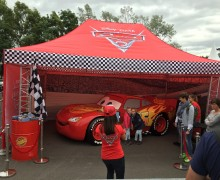 Cars tent BDF Projects