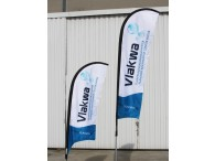 beachvlag solar small medium 15