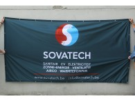 workfence banner perforated flag tissue rings print 6