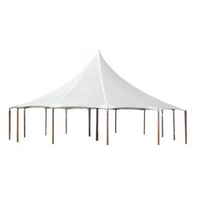 Sailcloth tents
