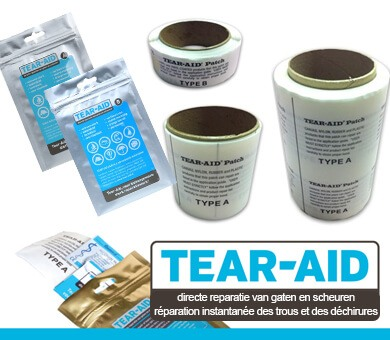 KIT DE REPARATION TEAR-AID