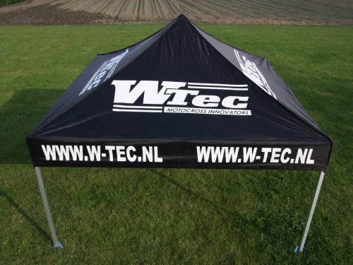 Moto roof Polyester 3x3 m | W-tec