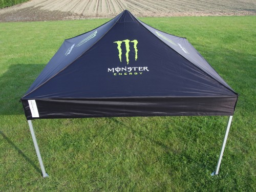 Moto roof Polyester 3x6 m | Monster