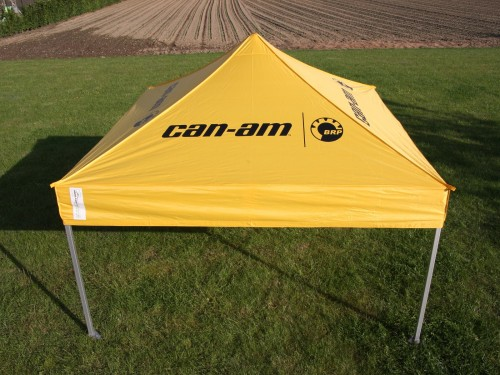 Moto roof Polyester 3x3 m | Can-am BRP
