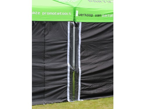 Connection fabric clear 3m tent