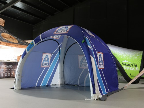 Airspace inflatable tent SET 3x3m