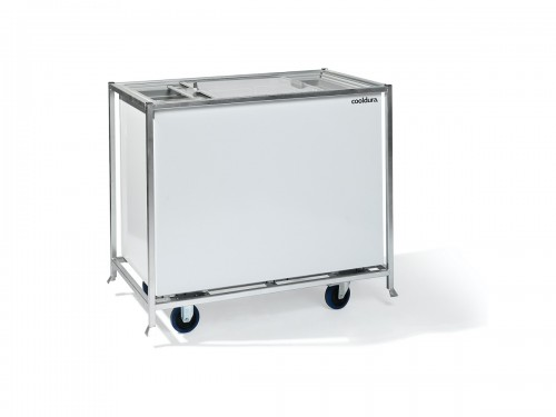 Trolley Koelkast - Model S3M bakfrigo