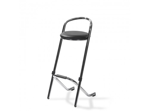 Bar stool chrome - stackable