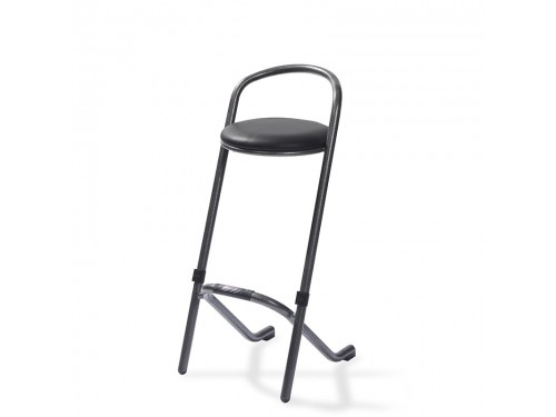 Bar stool hammerite - stackable