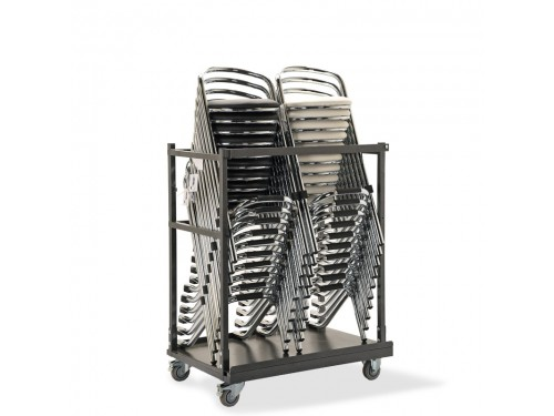 Trolley for 20 bar stools