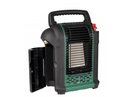 Outsider radiant heater