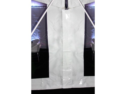 PVC connexion for PPAGKVA: 2 marquees keder