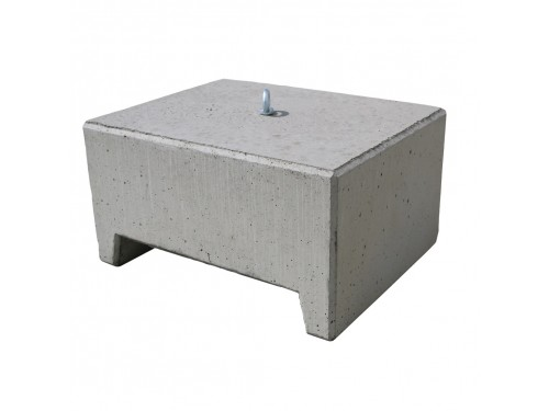 Concrete weight 340kg for tent