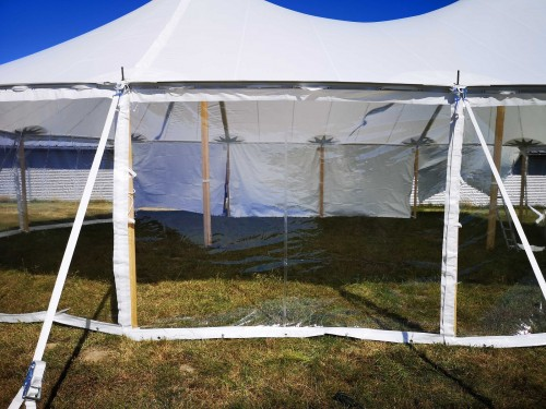 Sailcloth sidewall panorama - 2,44 m