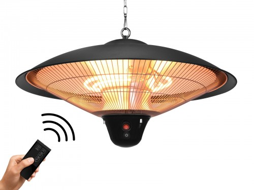Electric patio heater hanging - Firefly 2100