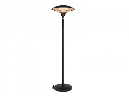 Standing electric patio heater - Lighthouse 2100