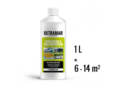 Protector tent | 1000 ml | Ultramar