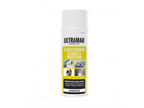 Cleaner  protector for plastic windows | 400 ml | Ultramar