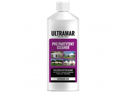 Cleaner for PVC party tent | Ultramar