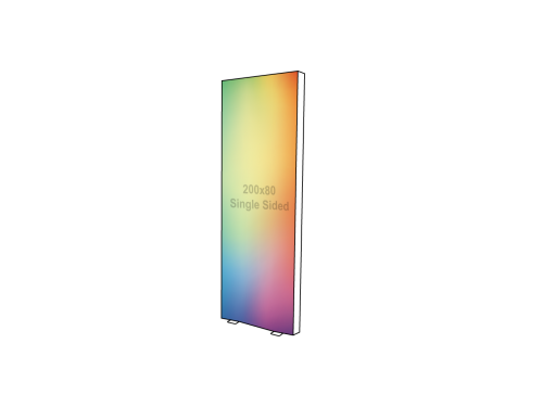 Lightbox - Single sided - 80 x 200 cm