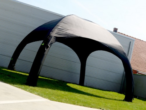 Airspace inflatable tent SET 6x6m
