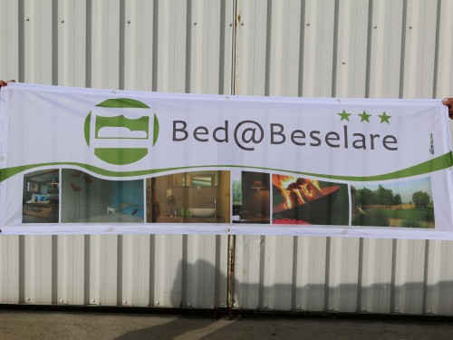 Banner per meter - Polyester - with grommets