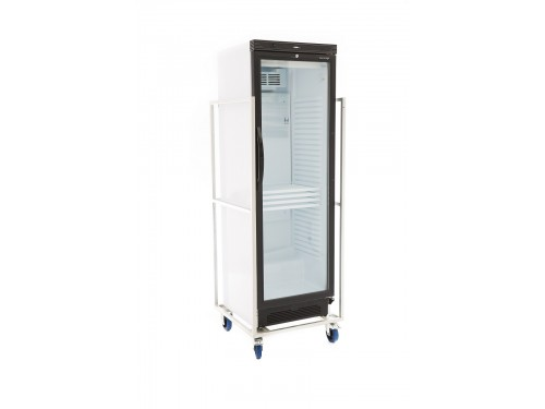 Trolley for bottle cooler (Model C4L-I and Model S10-l)
