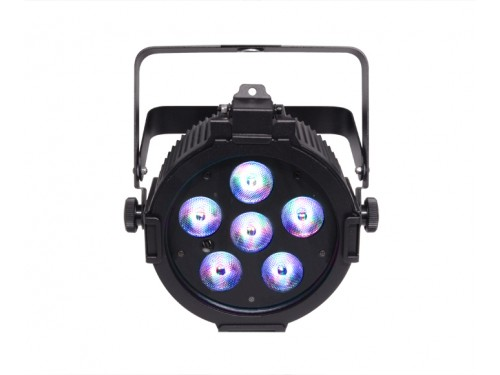 PAR LED light RGBA