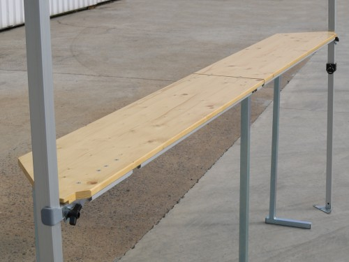 Bar for folding tent - 3m
