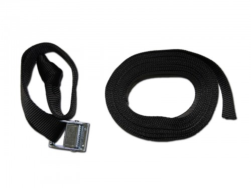 Bonga webbing strap with buckle