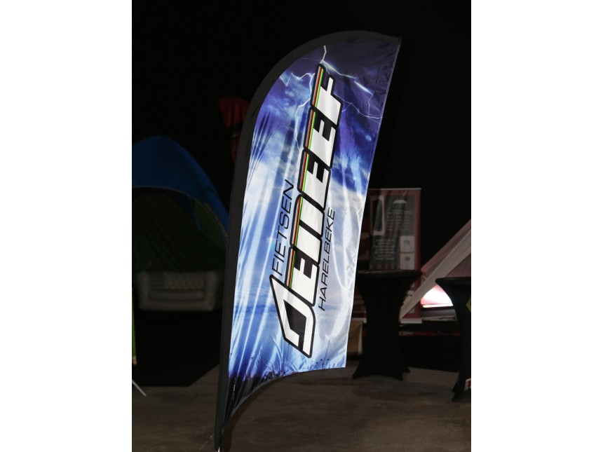 beachvlag solar small 11