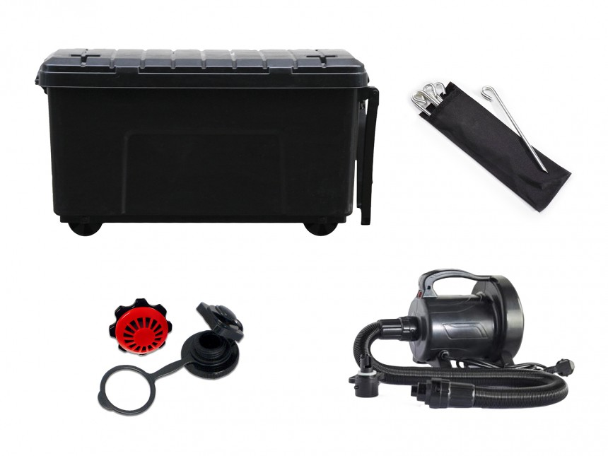 Signus accessory kit with electrical pump (230V)