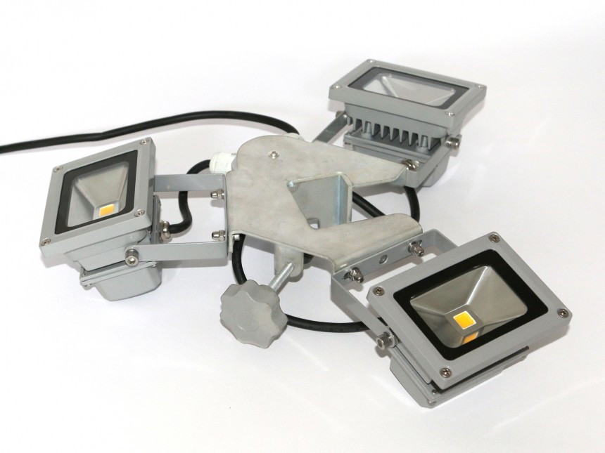 LSLED3 lichtset LED trio