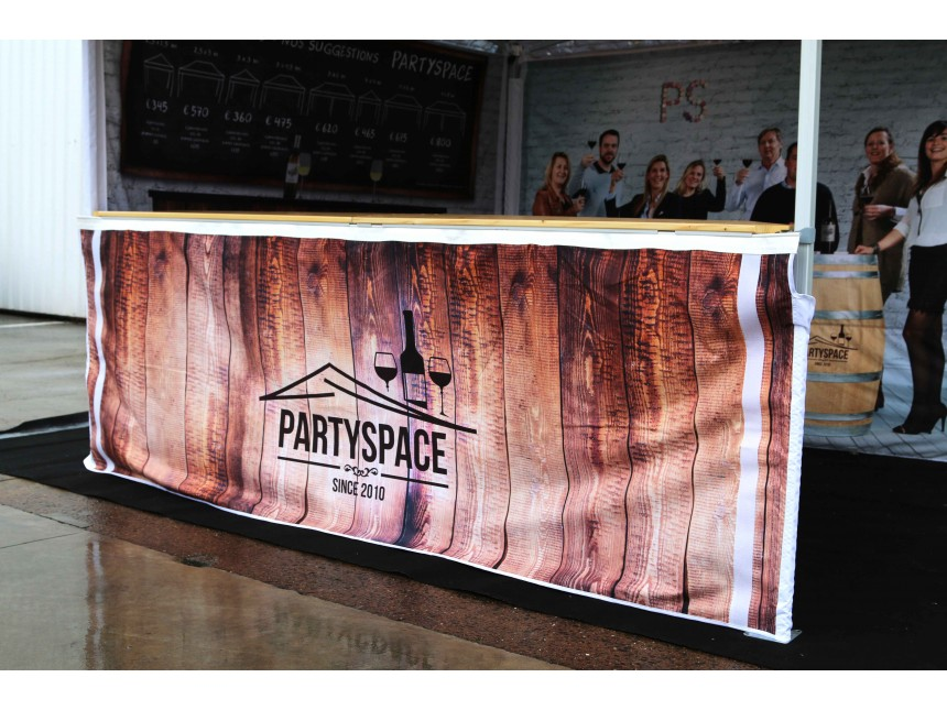 halfwall bar print 3m