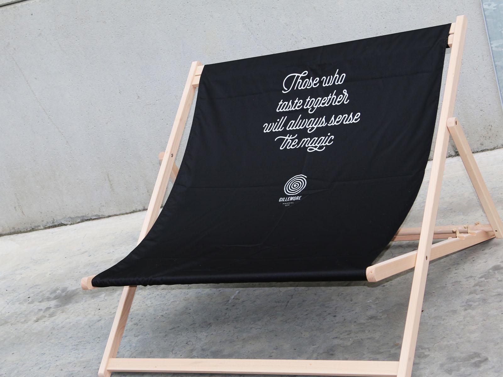 chaise de plage duo personnalis e qualitative et. Black Bedroom Furniture Sets. Home Design Ideas