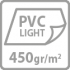 NL PVCL pvc light 450gr